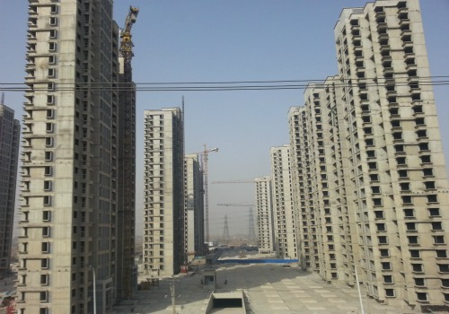 Chinese Ghost Cities Coming To Life What S On Weibo