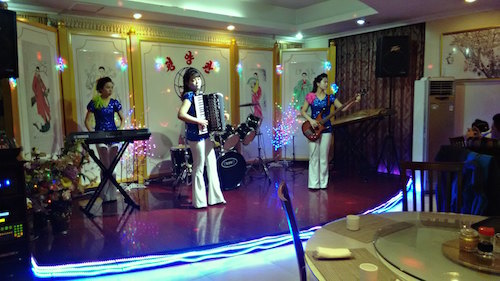 north korean band whatsonweibo