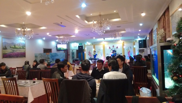 restaurant full whatsonweibo