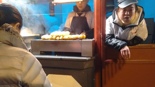 3. fried corn whatsonweibo