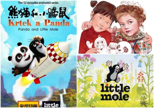 Trip Down Memory Lane - Little Mole's New Adventure with Panda | What's on Weibo