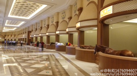 Marble Floors Gold Ceilings This Is Chinas Most