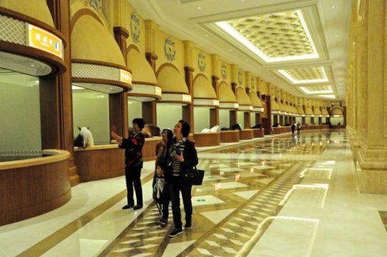 China Black Gold Marble Floor Tiles - StoneContact.com