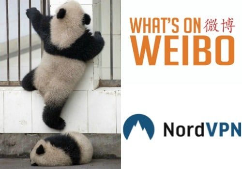 What's on Weibo GiveAway: Free 1 Year VPN Subscription by NordVPN