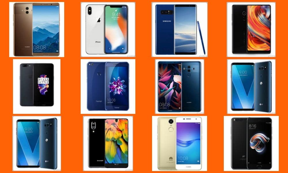 Top 10 Most Popular Smartphones in China 2017 (According ...