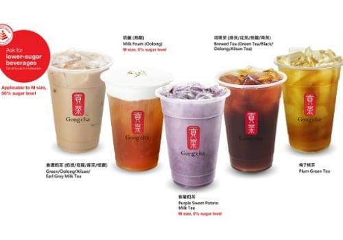 China's Bubble Tea Boom: Top 10 of Popular Milk Tea Shops in