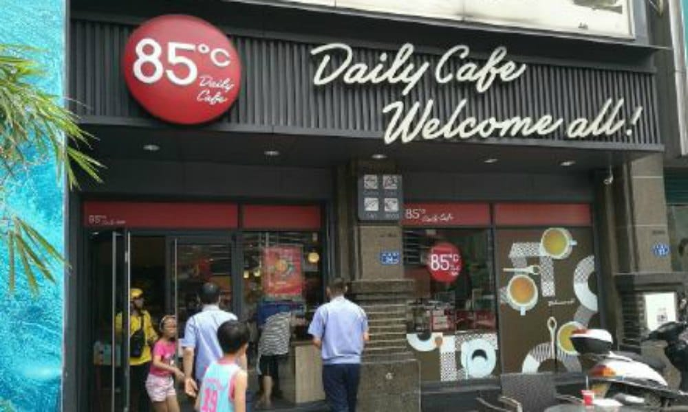 Bakery Boycott Over Taiwan Issue The 85C Cafe Controversy
