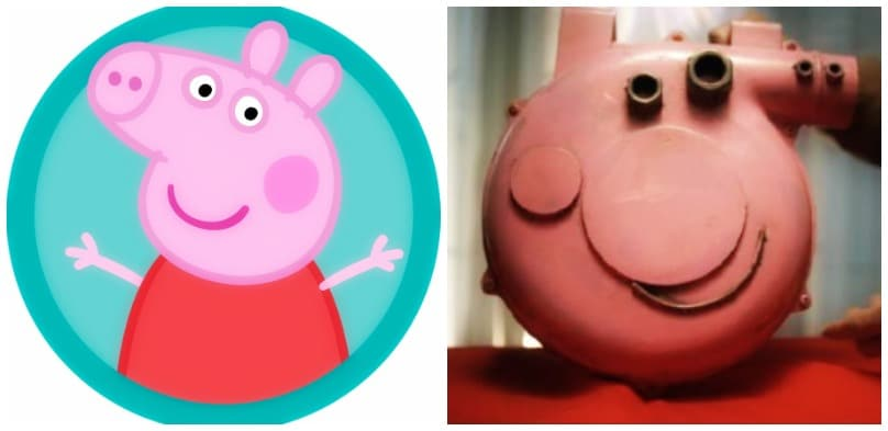 What Is Peppa Viral Ad Campaign For Peppa Pig Movie Makes The