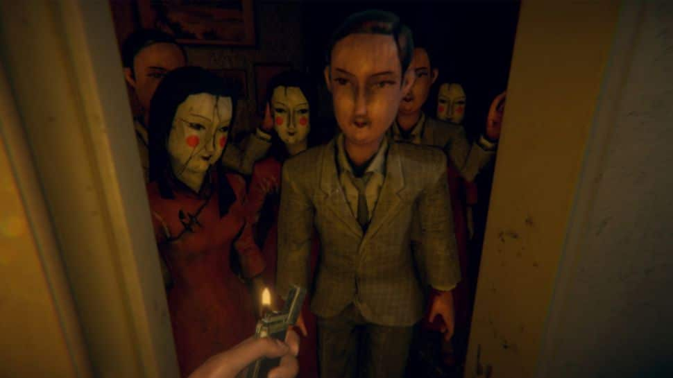 """Weibo Netizens Captured by Taiwanese Horror Game """"Devotion ..."""