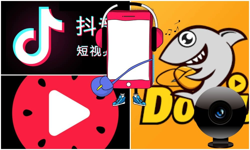 Top 5 of China's Most Popular Short Video and Live Streaming