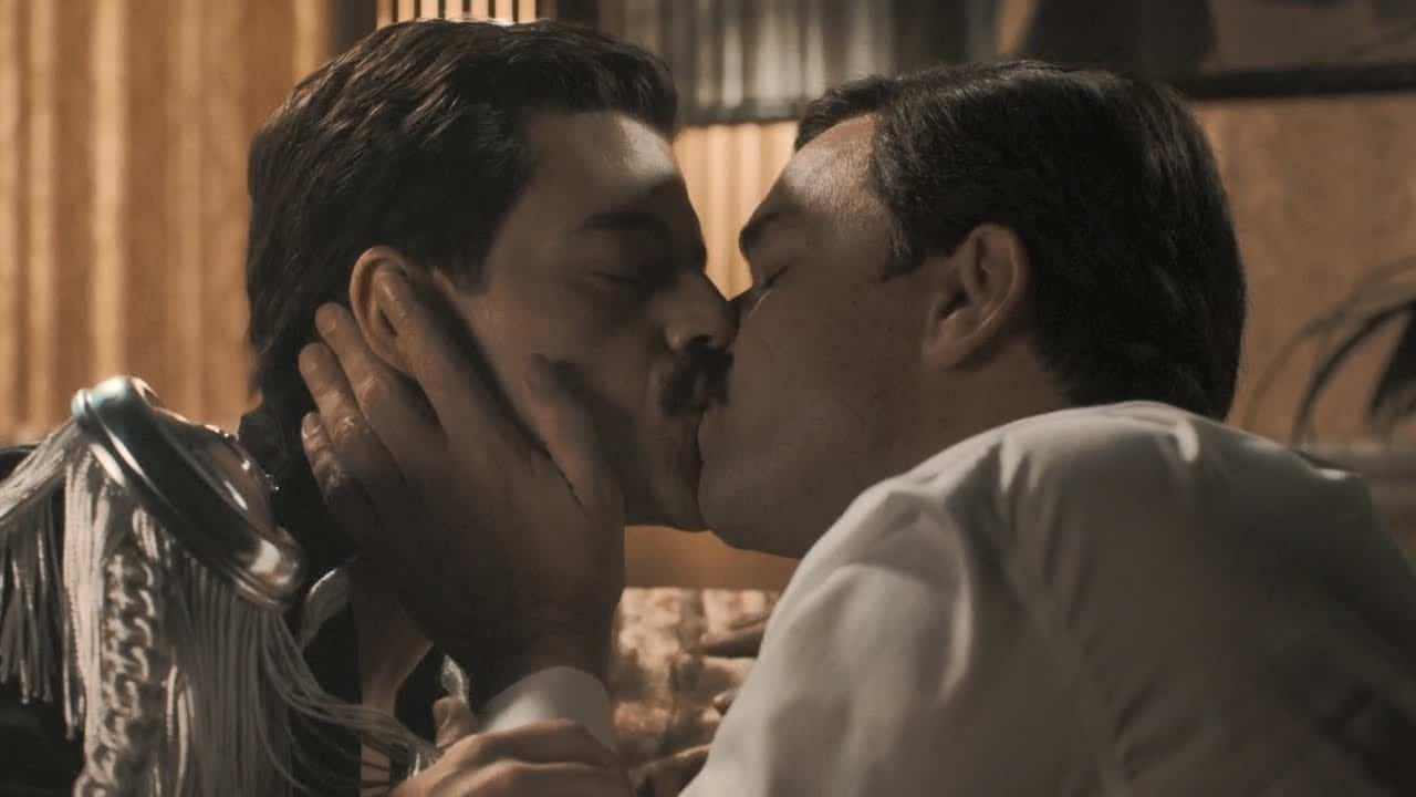 Why the Gay Kisses in 'Bohemian Rhapsody' Won't Make It to