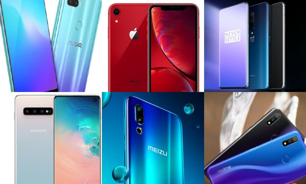 27acf1dd966 Top 10 China s Most Popular Smartphone Brands   Models (May June 2019)