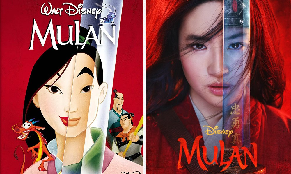 China's Woman Warrior Goes America Again: The Disneyfication