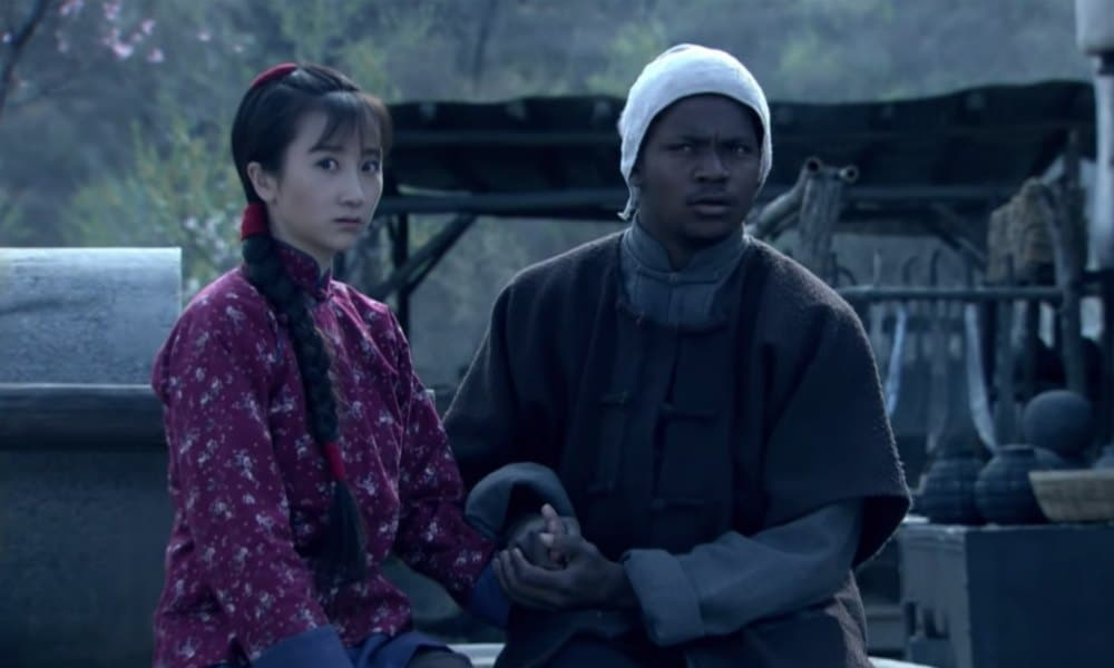 Controversy over Scene in Anti-Japanese War Drama Featuring