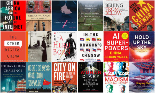 50 of the Best New Books on China for Winter 2020/2021